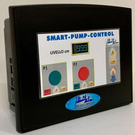 Centraline controllo pompe